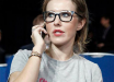 Ксения Собчак получает телефонные угрозы после публикации в Инстаграм