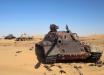 В Ливии удары дронов по танкам производства РФ попали на видео - войска Хафтара отступают