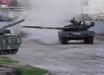Новейший украинский танк Т-80БВ для морской пехоты ВСУ показал, на что способен: видео