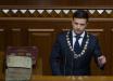"""Зеленский разъяснил, почему Верховная Рада """"заслужила"""" роспуск"""