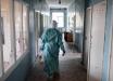В Черновцах палаты для пациентов с COVID-19 остались без света