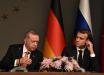 Поступок Эрдогана в адрес Макрона вызвал скандал, появилось видео: Франция поплатилась за поддержку Армении