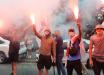 СМИ: экс-узник Кольченко задержан в Киеве под посольством Беларуси во время столкновений