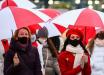 Марш соседей в Беларуси: задержаны почти полтысячи протестующих, силовики жестко подавляют акцию