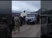 Диалог азербайджанского военного с армянами в Агдамском районе Карабаха: видео обошло Сеть
