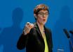 Преемница Меркель Крамп-Карренбауэр сделала жесткое обращение из-за Крыма и России