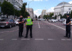 Захват банка в Киеве: появилось фото террориста из Узбекистана с заложницей