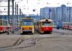 """В Киеве """"лишнего"""" пассажира выгнали из трамвая: люди еле сдержались, водителю пришлось разнимать"""