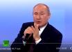 Злобное заявление Путина вызвало крупный скандал в РФ: видео возмутило даже россиян