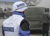 ОБСЕ зафиксировала на Донбассе танки и вооружение боевиков около населенных пунктов
