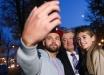 Реальный рейтинг Порошенко в одном видео: сильные кадры визита президента во Львов