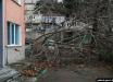 На Крым обрушилась мощная стихия: ураган разгромил набережную Ялты - последствия разрушений