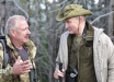 Путин оконфузился с походом в тайгу: главу России поймали с подставным охотником