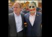 На фото Медведчука и Кивы в маске Голобуцкий заметил важную деталь
