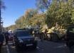 В Керчь введены войска, место взрыва окружили 100 единиц военной техники – кадры
