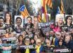 Каталония на грани взрыва - демонстранты начали подпаливать шины: фото