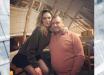 Дочь Добкина поразила схожестью с отцом внешностью и привычками - кадры