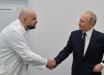 Главврач московской больницы Проценко, жавший руку Путину и без маски ездивший с ним в лифте, заражен коронавирусом
