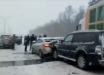 Массовое ДТП в России из-за обильного снега – кадры бедствия уже появились в Интернете
