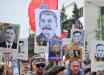 """В Донецке продолжается скандал из-за памятника Сталину: """"Каждый день буду обливать зеленкой"""""""