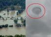Нибиру открыла смертельный портал: огромная дыра в небе заставила в страхе бежать сотни очевидцев - фото