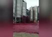 В Испании на винодельне произошла авария - 50 тыс. литров вытекли из резервуара