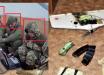 """Боевики """"ДНР"""" засветили свои лица во время запуска беспилотника – """"Миротворец"""" установил, кто они"""