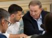 СМИ: Зеленский и Кучма в Минске начали сдавать Украину Москве