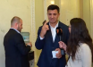 """""""Слуга народа"""" Тищенко """"набросился"""" на журналистку в Раде за неудобный вопрос - видео"""