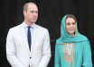 Самолет принца Уильяма и Кейт Миддлтон не смог пойти на посадку из-за серьезной грозы - кадры