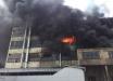 В Черновцах горит крупная фабрика: дым накрыл полгорода, гремят взрывы