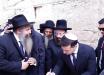 Зеленский в Израиле помолился у Стены Плача за мир в Украине: появилось фото