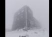 В Карпатах за 4 дня до лета выпало почти полметра снега, во Львове мощный град, фото