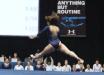 Шпагат после сальто: юная гимнастка США покорила мир выступлением - видео