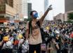 До боли знакомые кадры: мощные протесты в Гонконге напомнили украинцам о Майдане