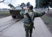 В Абхазии российский БТР рухнул с дороги в пропасть - россияне погибли: очевидцы опубликовали видео