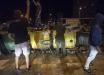 """Блогер Максим Мирович опубликовал фото баррикад в Минске: """"Исторические кадры..."""""""