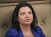 """Симоньян предупредила Кремль о протестах: """"Самые яростные уже начинают жечь шашки"""""""