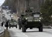 Военная техника РФ направилась в сторону Ингушетии - кадры