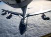 Впервые в истории пара дальних бомбардировщиков В-1В Lancer ВВС США посетила Украину и отправилась к Крыму