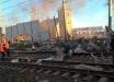 Масштабный взрыв под Петербургом: погибшие до сих пор лежат под завалами, в эпицентре ЧП слышны хлопки - видео