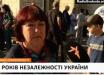 """""""Они растоптали мою душу"""", - маму погибшего АТОшника Аболмасова не пустили на Майдан с флагом Украины - видео"""
