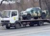 """Масштабное ДТП с трамваем в Мариуполе: столкновение превратило внедорожник """"Азова"""" в груду металла - кадры"""