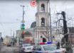 """В Москве мужчина с ножом атаковал служителей храма РПЦ, крича: """"Бесы, поубиваю"""", - видео"""