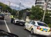 """Дорогая """"евробляха"""" на украинских дорогах: полиция Киева остановила Lamborghini новой модели, детали"""