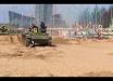 В России во время фестиваля танк Т-60 переехал людей, есть раненые дети -  кадры