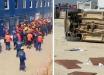 """СМИ: бунтующие на заводе """"Газпрома"""" мигранты взяли заложников – на Дальний Восток экстренно перебрасывают Росгвардию"""