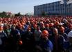 В Беларуси начался шестой день протестов: бастует метро и заводы, на улицах тысячи людей