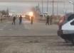Самоубийство смертницы на КПП в Грозном попало на видео: после взрыва тело Спиридоновой разлетелось на куски