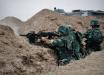 """Конфликт Армении и Азербайджана: """"Работают артиллерия и танки. Комментировать происходящее на границе мирным запрещено"""""""